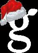 G logo Christmas